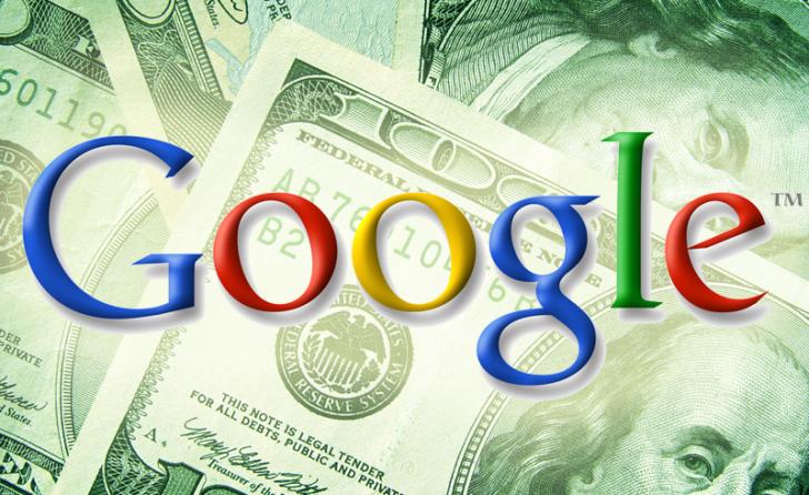 Доходы корпорации Google превысили ожидаемые результаты